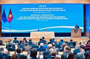 Tuyến đường cao tốc quy mô lớn hiện đại nối gần hơn nữa Việt Nam - EU