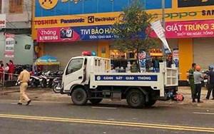 Đắk Lắk: Bảo vệ đâm chết quản lý siêu thịĐiện máy Xanh