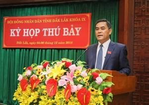 Đắk Lắk: Bế mạc kỳ họp thứ 7, HĐND tỉnh khóa IX