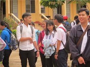 Đắk Lắk có hơn 400 thí sinh vắng mặt không lý do