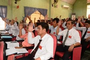 Đắk Lắk: Đại hội Đại biểu MTTQ Việt Nam TP Buôn Ma Thuột lần thứ XI