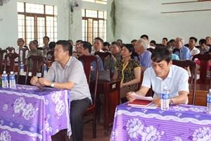 Đắk Lắk: Đại hội MTTQ Việt Nam xã Ea Tiêu