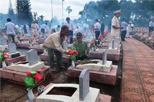 Đắk Lắk: Dâng hương tưởng niệm các anh hùng, liệt sĩ