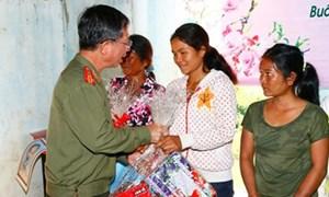 Đắk Lắk dành hơn 40 tỷ đồng tặng quà đối tượng chính sách