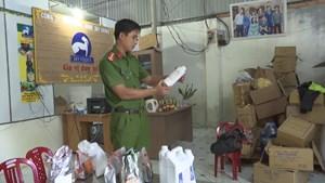 Đắk Lắk: Phát hiện cơ sở chế biến gia vị không đảm bảo an toàn vệ sinh