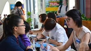Đăng ký thông tin tuyển sinh ĐH, CĐ chính quy năm 2016