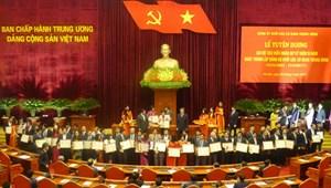Đảng ủy khối các cơ quan Trung ương: Tuyên dương chi bộ tiêu biểu