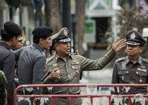 Đánh bom kép ở Thái Lan, 5 binh sỹ bị thương