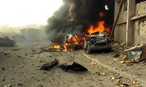 Đánh bom liều chết tại Iraq, gần 30 người thương vong