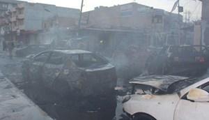 Đánh bom ở Iraq, ít nhất 31 người chết