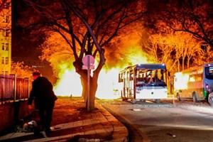 Đánh bom rung chuyển Thổ Nhĩ Kỳ, 28 người chết