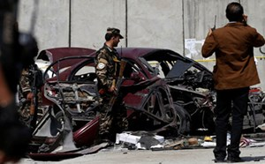 Đánh bom tại Đại sứ quán Mỹ tại Afghanistan