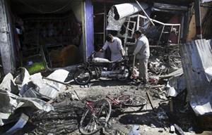 Đánh bom xe ở Afghanistan, ít nhất 24 người thiệt mạng