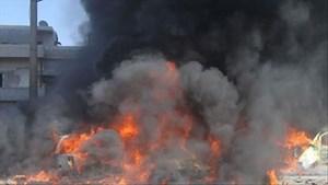 Đánh bom xe ở Syria, hàng chục người thương vong