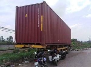 'Đạo chích' lấy container từ Bình Dương đem về Đồng Nai trộm tài sản