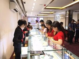Đảo chiều, giá vàng trong nước tăng từ 50.000 đến 130.000 đồng