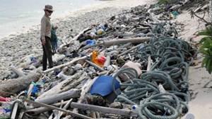 Đảo nhỏ hứng chịu 414 triệu mảnh rác thải nhựa
