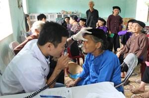 Đáp ứng nhu cầu chăm sóc người cao tuổi