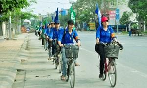 Đạp xe xuyên Việt gây quỹ cho trẻ em nghèo Việt Nam