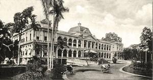 Dấu ấn kiến trúc Pháp ở Sài Gòn - Thành phố Hồ Chí Minh