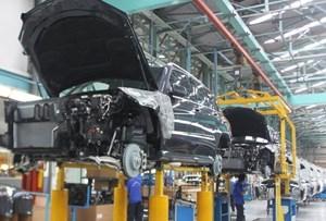 Đẩy mạnh phát triển thương hiệu ô tô Việt