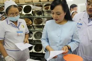Đẩy mạnh phát triển y học cổ truyền trong dân