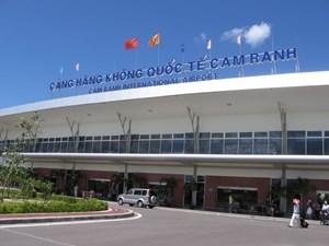 Đẩy nhanh tiến độ xây dựng nhà ga hành khách quốc tế Cảng hàng không Cam Ranh