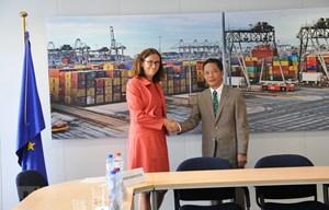 Liên minh châu Âu và Việt Nam sẽ ký FTA vào ngày 30/6 tại Hà Nội