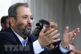 Israel: Đảng Xanh-Trắng có thể liên minh với đảng của cựu Thủ tướng Ehud Barak