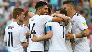 'Đè bẹp' Cameroon, Đức giành vé vào bán kết Confederations Cup 2017