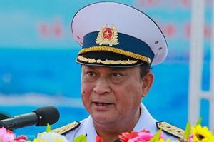 Đề nghị Bộ Chính trị kỷ luật Đô đốc Nguyễn Văn Hiến