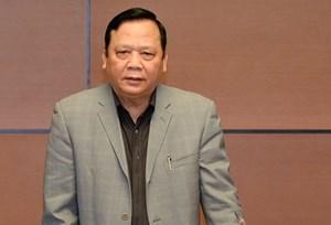 Đề nghị miễn nhiệm 8 ủy viên Thường vụ Quốc hội