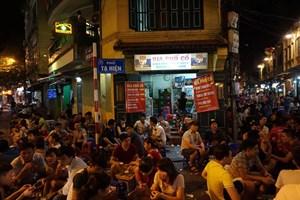 Đề nghị ngừng cho phép kinh doanh tới 2 giờ sáng tại khu phố cổ Hà Nội