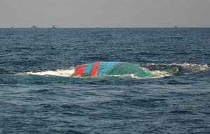 Đề nghị Trung Quốc phối hợp tìm kiếm tàu cá Khánh Hòa