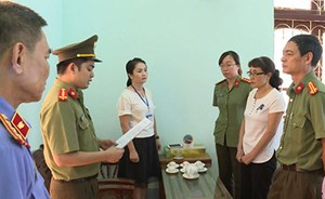 Đề nghị truy tố 8 bị can liên quan vụ gian lận điểm thi ở Sơn La