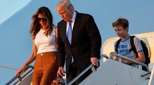 Đệ nhất phu nhân Mỹ chính thức chuyển tới Nhà Trắng