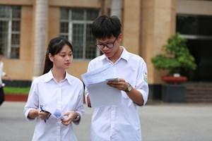 Đề xuất 2 phương án công nhận tốt nghiệp THPT