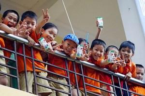 Đề xuất mở rộng sản phẩm sữa tham gia chương trình sữa học đường