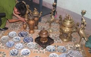 Đề xuất quy trình giám định tư pháp di vật, cổ vật