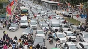 Đề xuất thu phí bảo vệ môi trường đối với khí thải Hà Nội