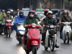 Đêm mai (31/3), các tỉnh Đông Bắc Bộ trời chuyển lạnh, có mưa dông