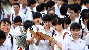 Điểm chuẩn của các trường đại học tốp đầu năm 2017