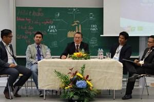 Điểm kết nối thanh niên, sinh viên Việt Nam trên toàn nước Đức
