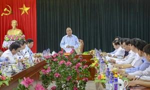 Kiểm tra công tác chuẩn bị bầu cử tại Điện Biên