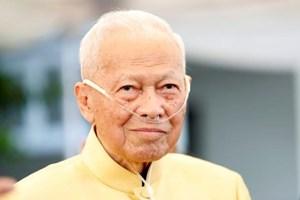 Điện chia buồn về việc Chủ tịch Hội đồng Cơ mật Thái Lan qua đời