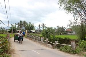 Diên Khánh (Khánh Hòa):Nhiều cầu dân sinh xuống cấp