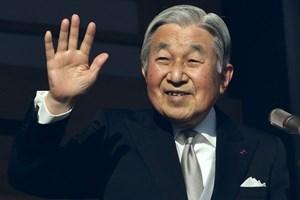 Điện mừng kỷ niệm lần thứ 85 ngày sinh của Nhà Vua Nhật Bản