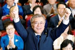 Điện mừng Tổng thống Đại Hàn Dân Quốc