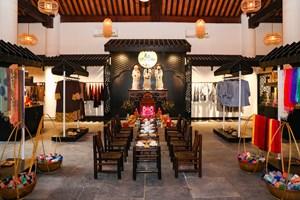 Diện thời trang Phật tử du xuân Yên Tử