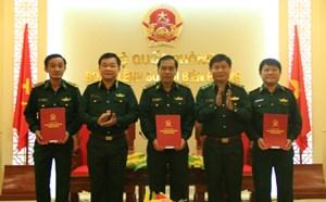 Điều động, bổ nhiệm nhân sự cao cấp Bộ đội Biên phòng